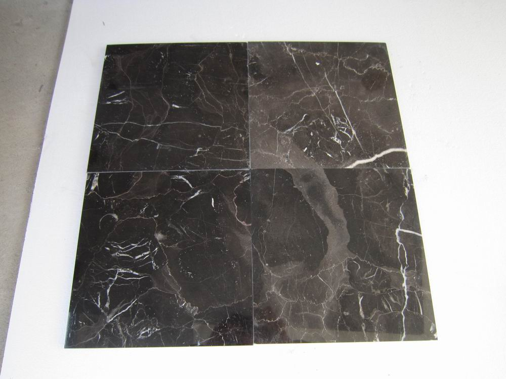 Dark Emperador Marble Tiles Polished Brown Marble Flooring Tiles