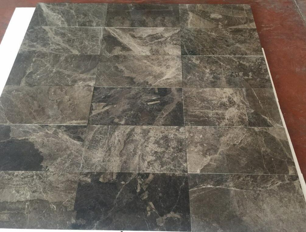 Dark Emperador Marble Tiles Turkish Marble Flooring Tiles