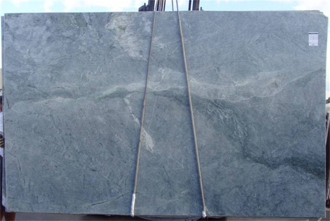 Del Mare Blue Quartzite Slabs Polished Quartzite Slabs