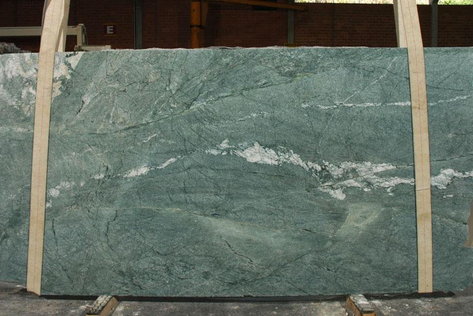 Del Mare Quartzite Slabs Brazilian Green Stone Slabs