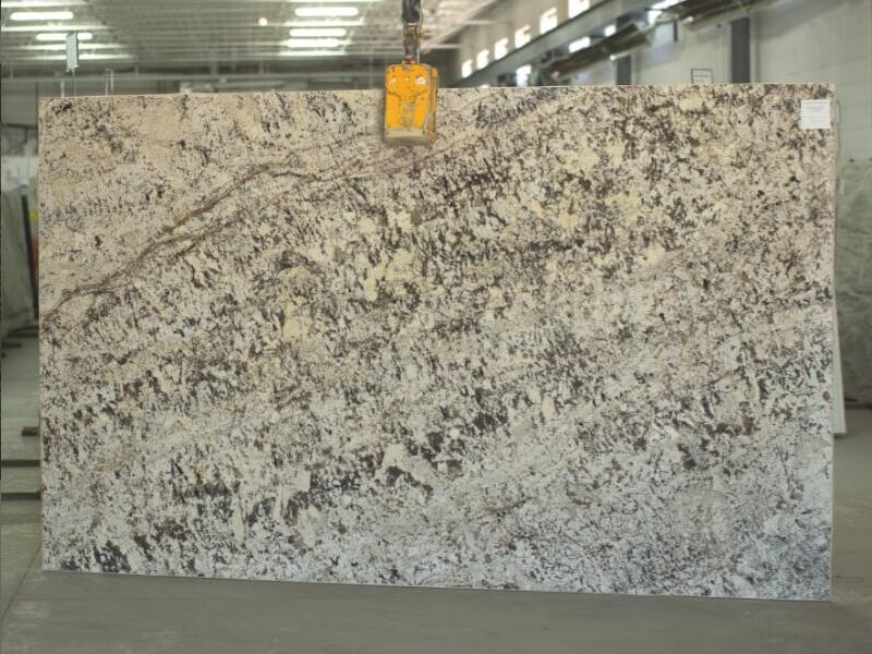 Delicatus White 3cm Granite Slabs Brazil White Polished Granite Slabs