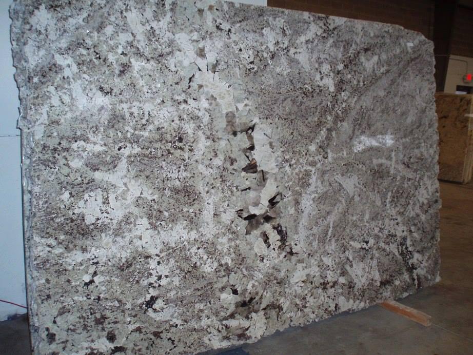 Delicatus White Granite Slabs Polished Granite Slabs from Brazil