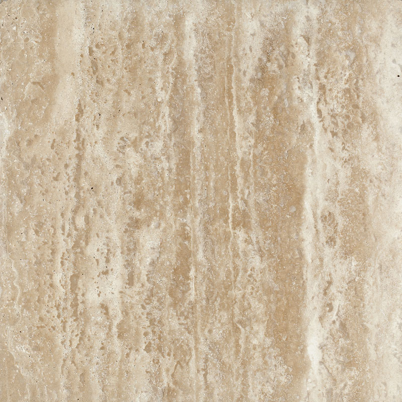 Denizli Travertine Vein Cut