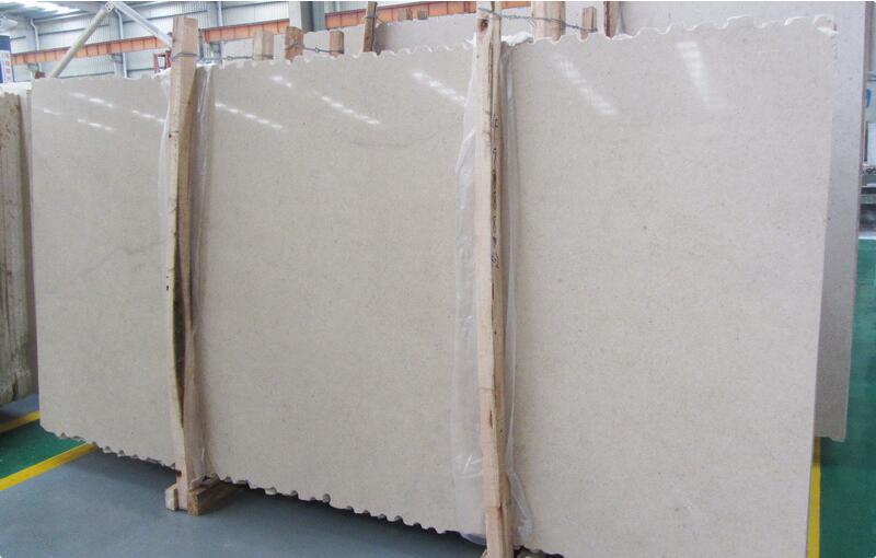 Desert Beige Marble Slabs Polished Beige Marble Stone Slabs