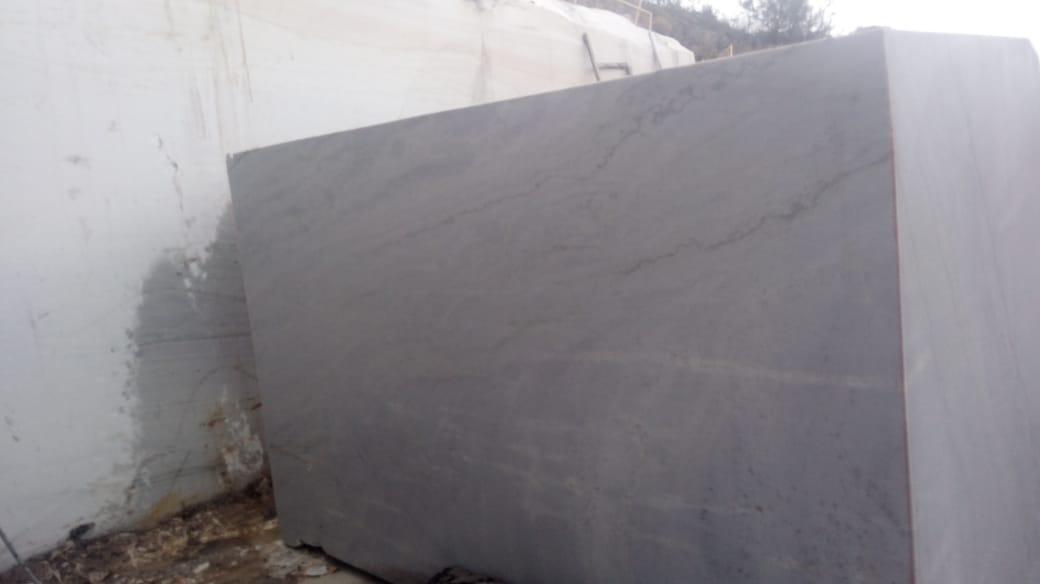 Diamond White Quartzite Natural Stone Blocks