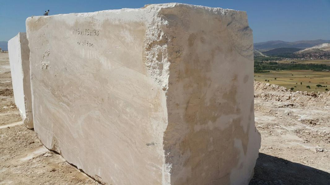 Diana Royal Beige Marble Natural Stone Blocks