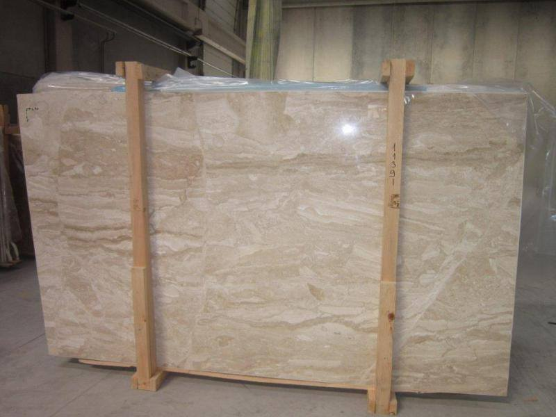 Diana Royal Beige Turkish Marble Slabs