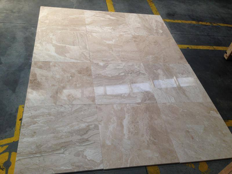 Diana Royal Beige Turkish Marble Tiles Flooring Stone Tiles