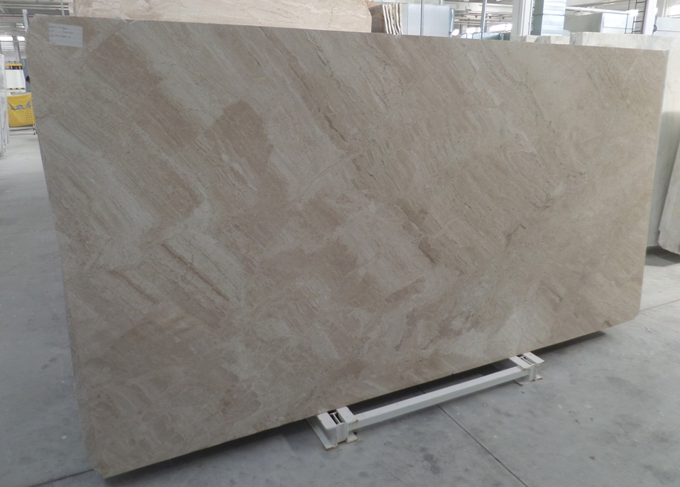 Diana Royal Marble Slabs Beige Polished Stone Slabs for Flooring