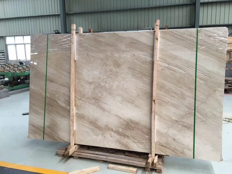 Dino Beige Marble Polished Marble Slabs