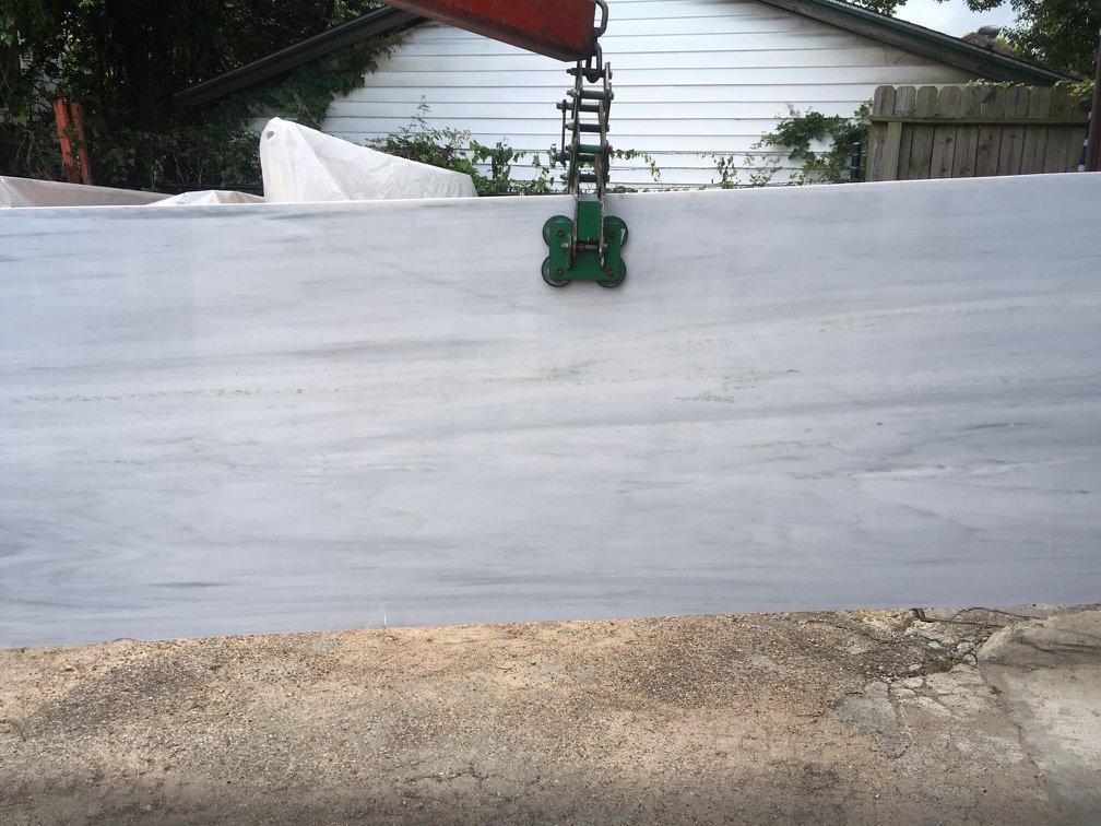 Dionysus Slab Polished White Marble Slabs