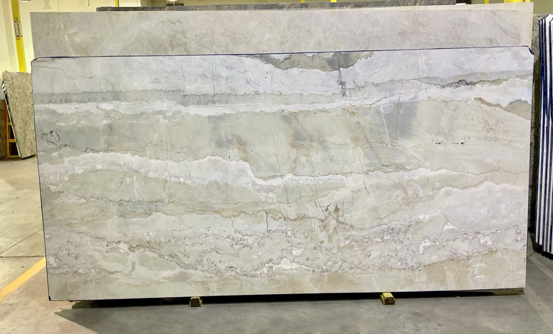 Dolce Vita Classic Quartzite Slabs for Kitchen Countertops