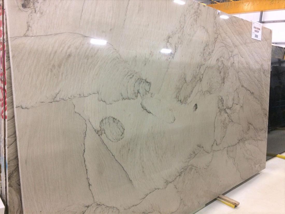 Double Brown Quartzite Slab Polished Quartzite Slabs