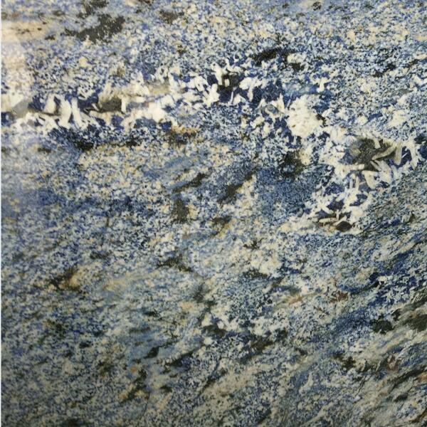 Dream Blue Granite Color