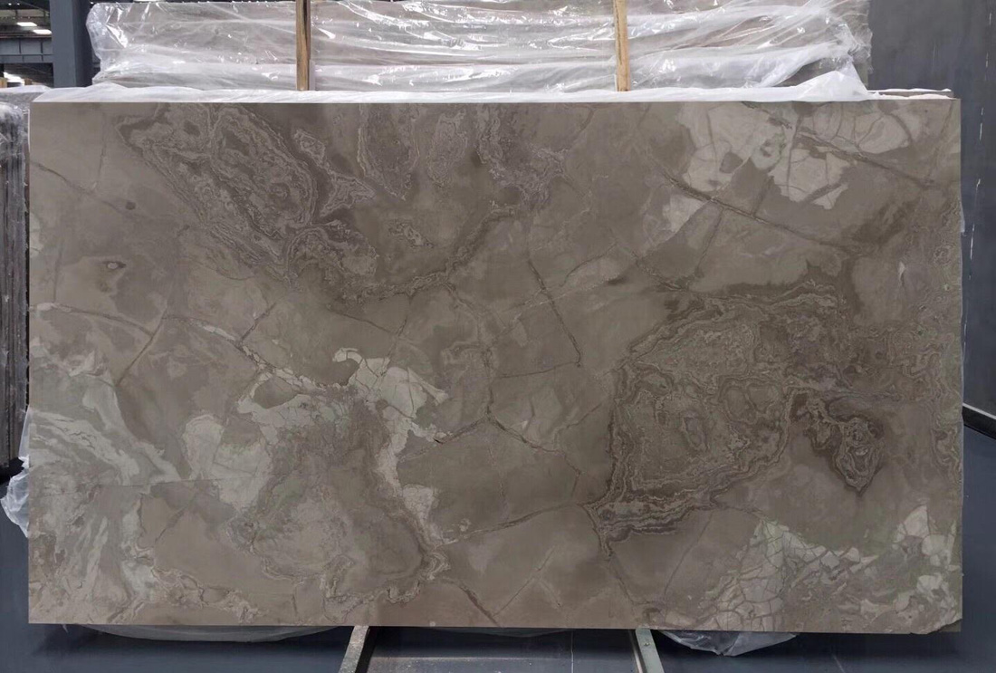 Dream Coffee Marble Slabs Chinese Polished Marble Slabs