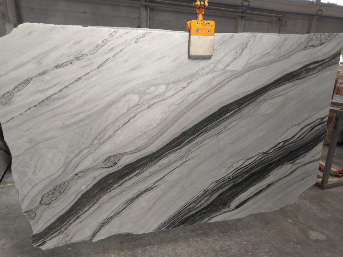 Dream River Slabs Turkish Marble Polished Slabs