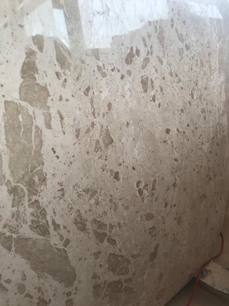 Duka Limestone Slabs Beige Polished Limestone Slabs
