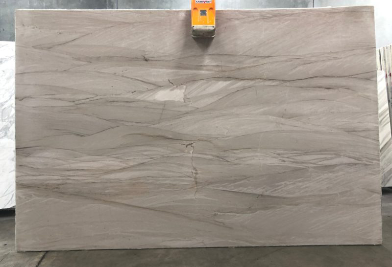 Dunes Quartzite Stone Slabs Honed Finished Quartzite Slabs for Countertops