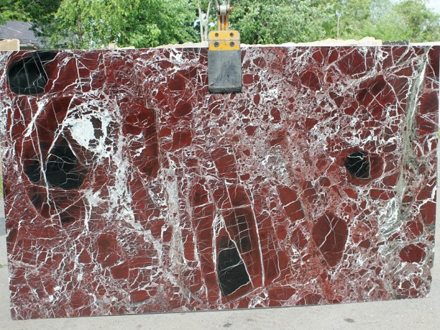 ELAZIG CHERRY MARBLE Marble in Blocks Slabs Tiles