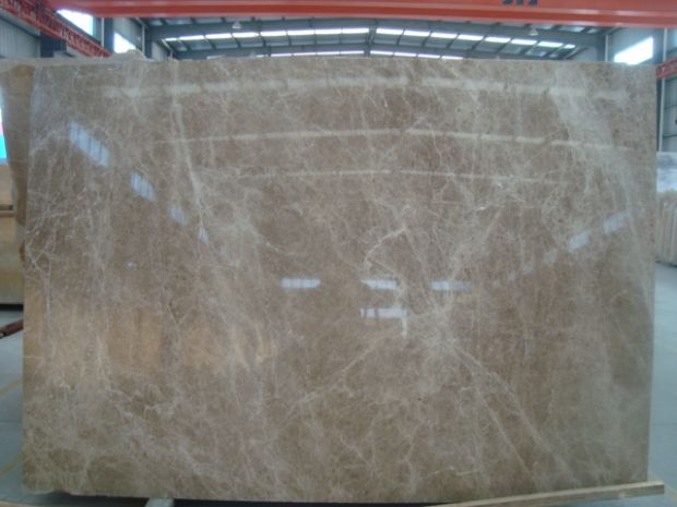 EMPERADOR LIGHT MARBLE SLAB TILE