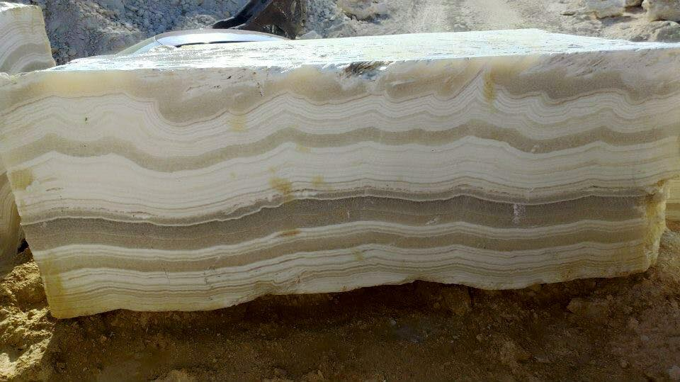 Egyptian Alabaster Blocks