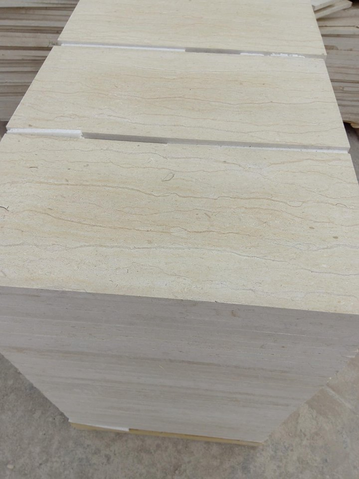 Egyptian Beige Silvia Tiles Flooring Marble Tiles