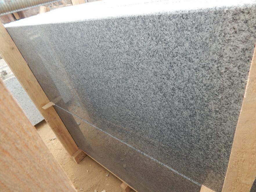 Egyptian Granite Grey El Sherka Slabs
