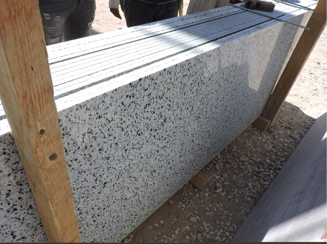 Egyptian Granite Halayb White Granite Slabs