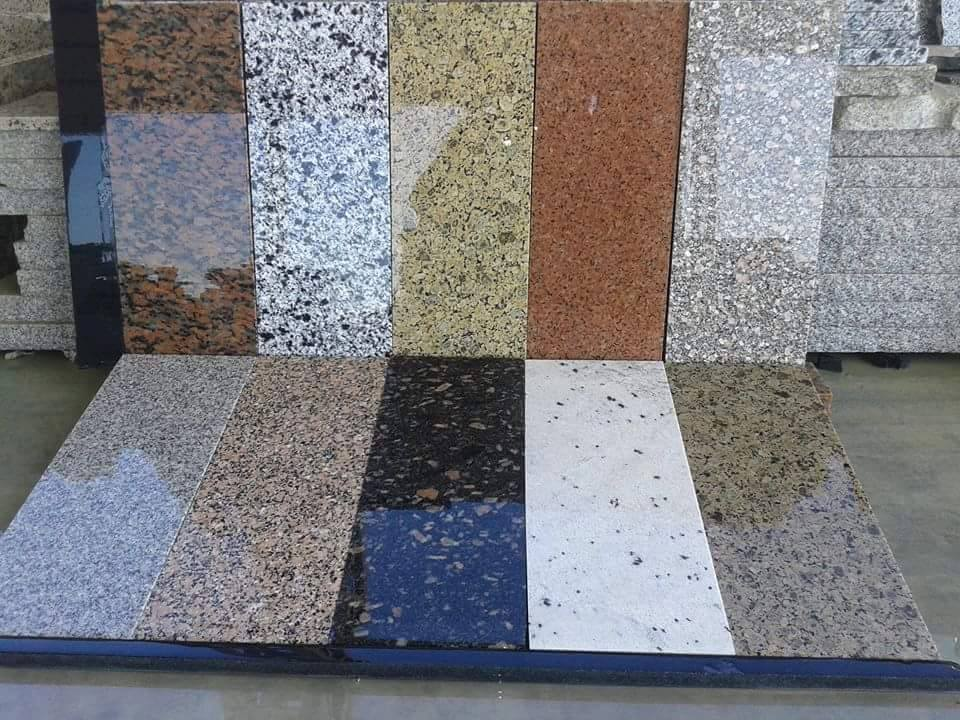 Egyptian Polished Granite Tiles