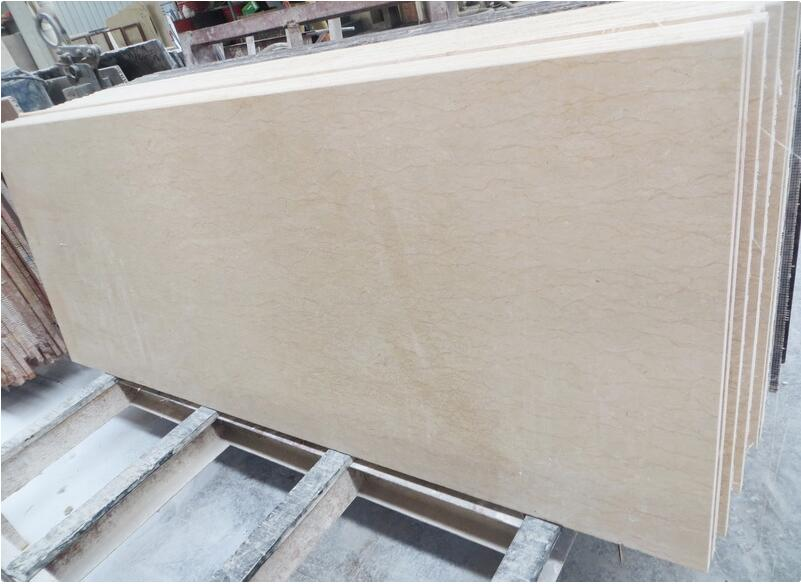 Egyptian Sunny Yellow Marble Tiles for Flooring