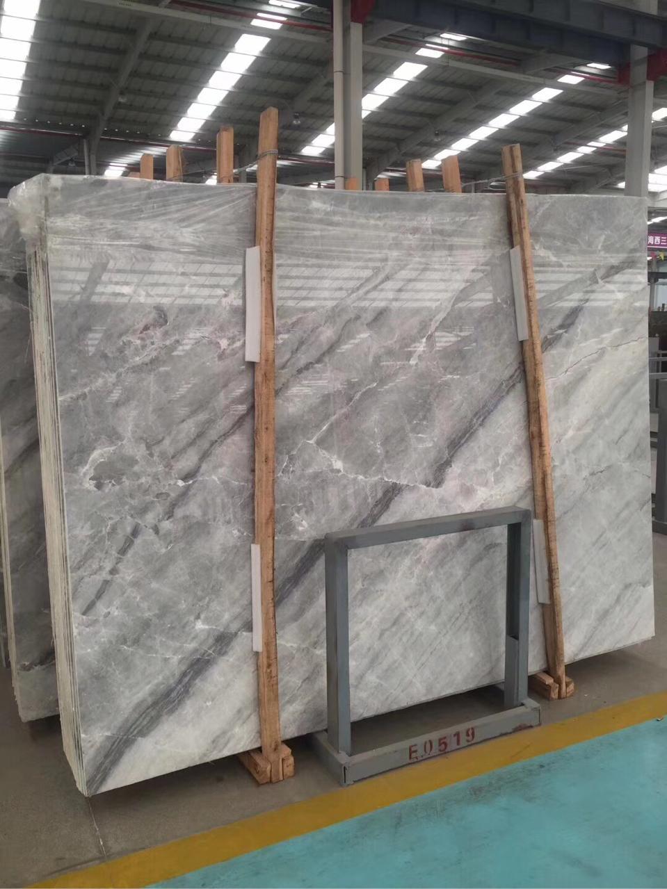 Elba Grey Marble Slab