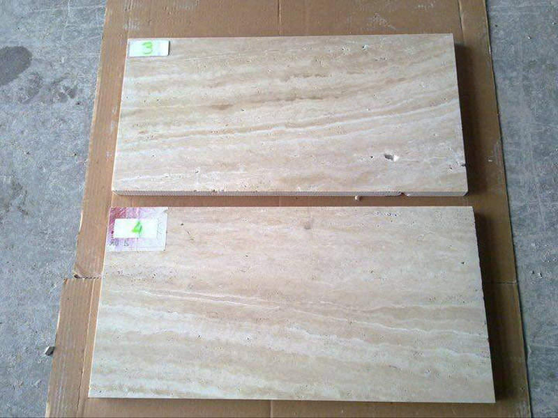 Elegant Alabastrino Travertine Tiles for Flooring