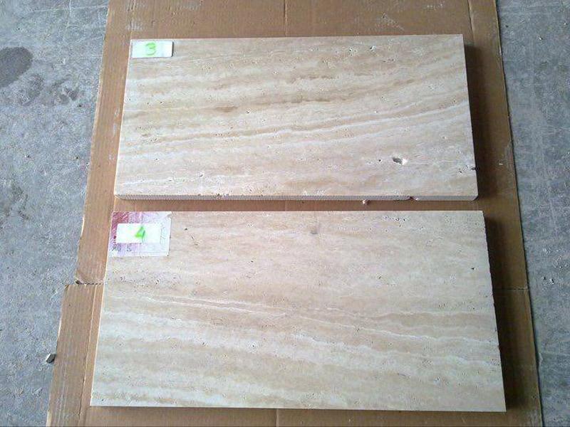 Elegant Alabastrino Travertine Tiles for Flooring