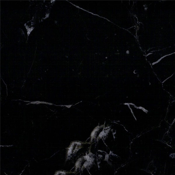 Elegant Black Marble
