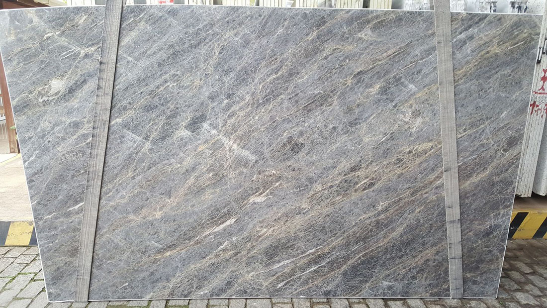 Elysium Quartzite Blue Brazilian Quartzite Slabs