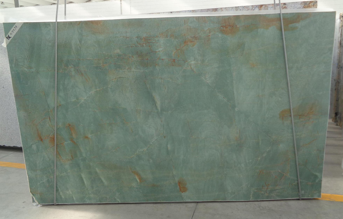 Emerald Quartzite Brazilian Polished Quartzite Slabs