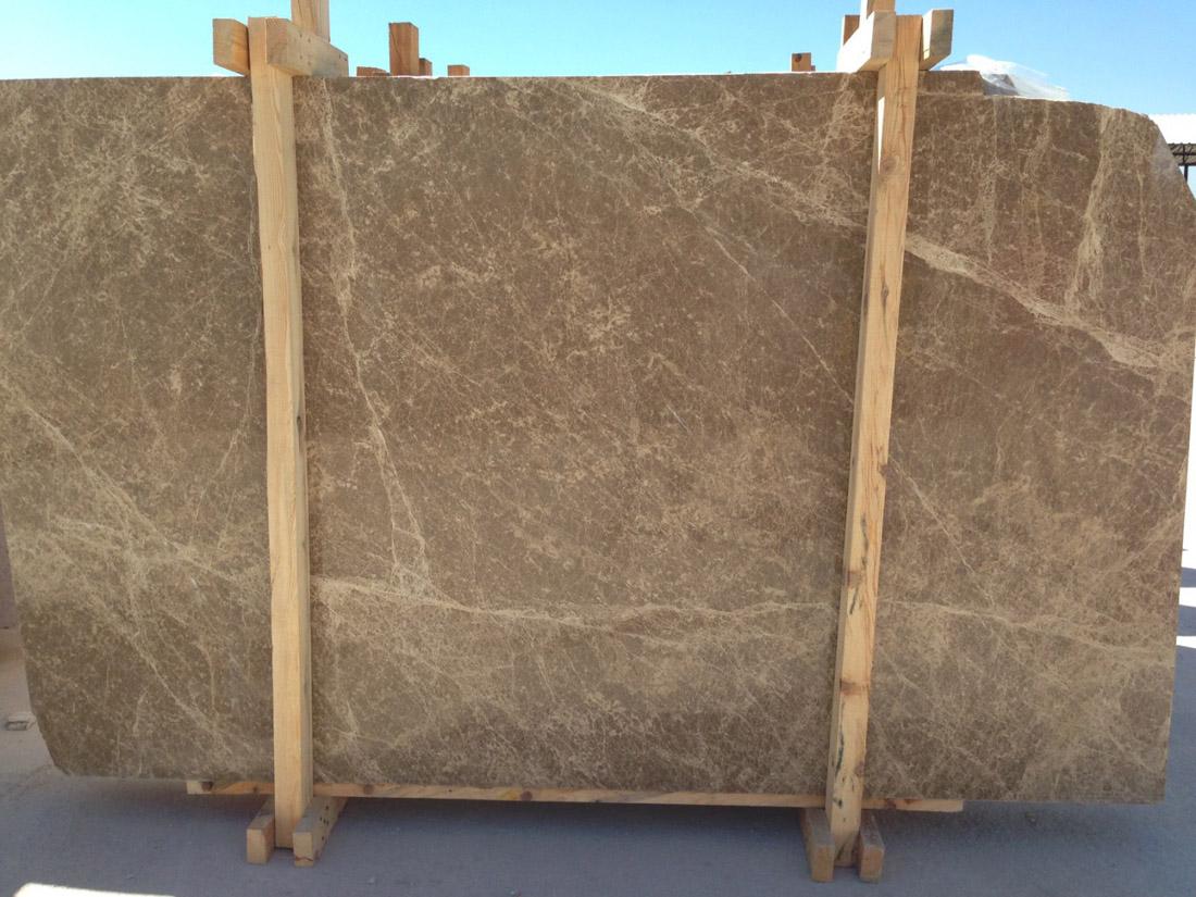 Emparador Light Slabs Turkish Brown Marble Stone Slabs