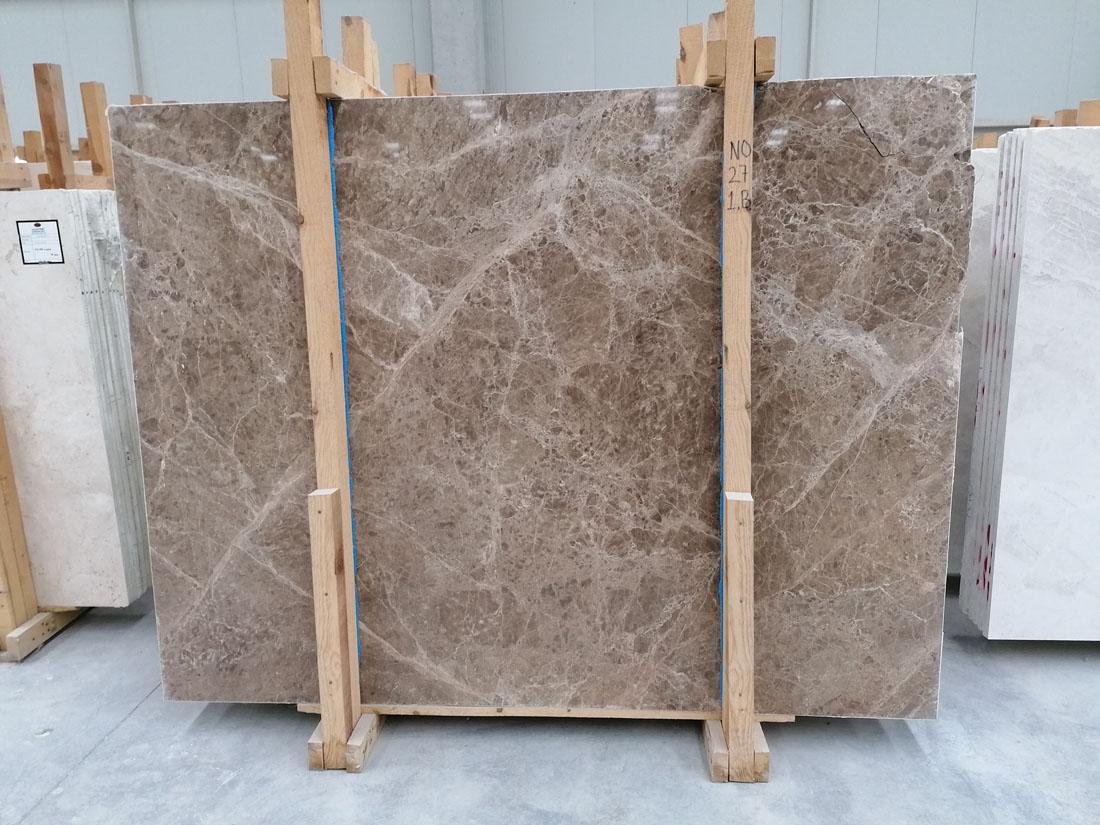 Emperador Brown Marble Slabs Turkish Premium Brown Stone Slabs