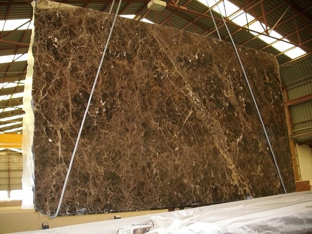 Emperador Dark Marble Slabs Brown Marble Stone Slabs