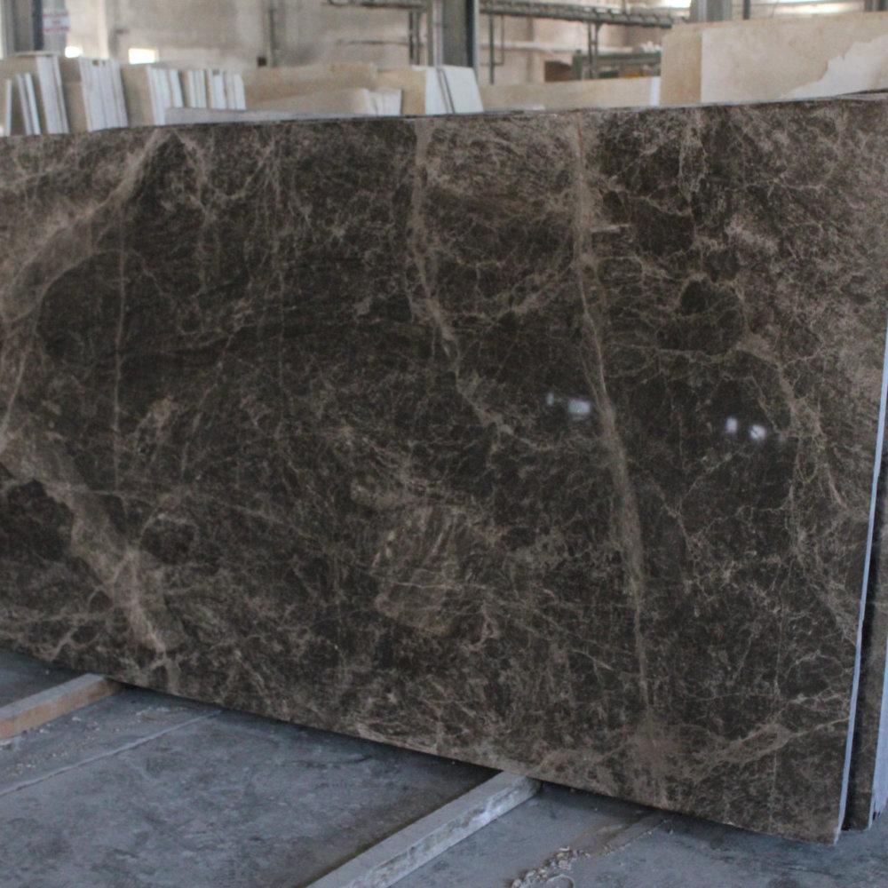 Emperador Dark Marble Stone Slabs Turkish Marble Slabs