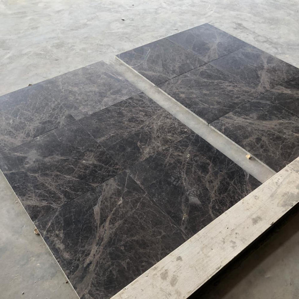 Emperador Dark Marble Stone Tiles Polished Brown Marble Tiles