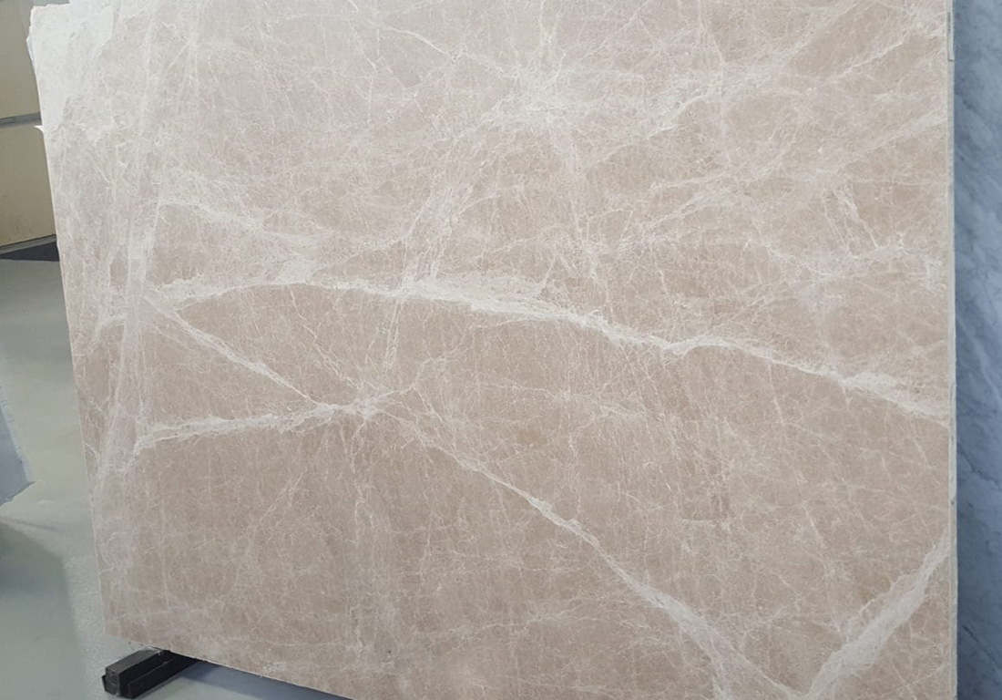 Emperador Light Marble Slab with Competitive Price