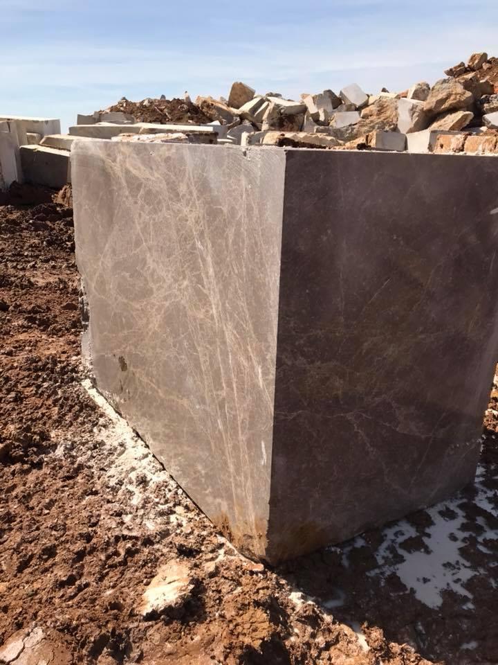 Emperador Marble Blocks Natural Brown Marble Blocks