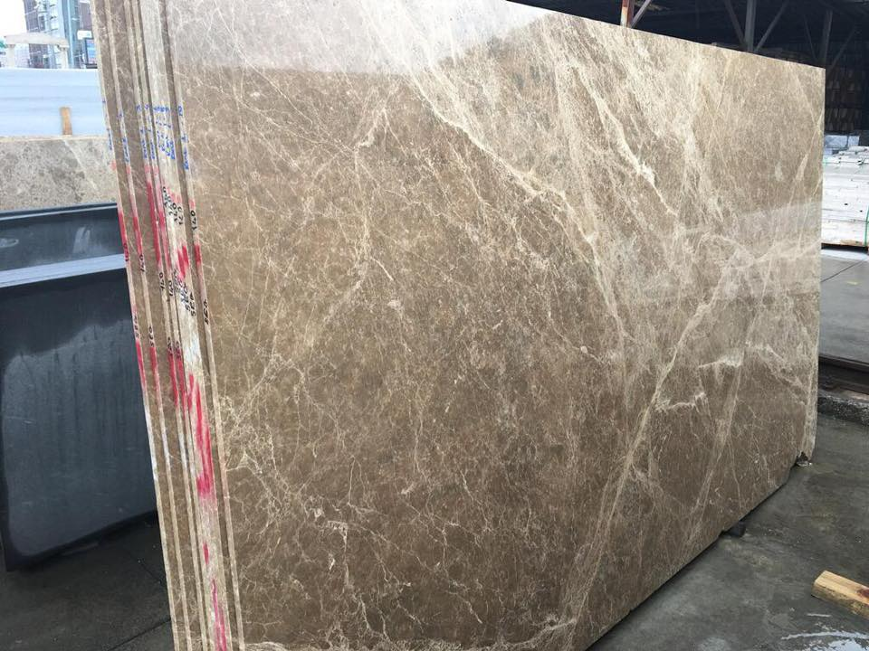 Emperador Slabs Brown Polished Marble Slabs