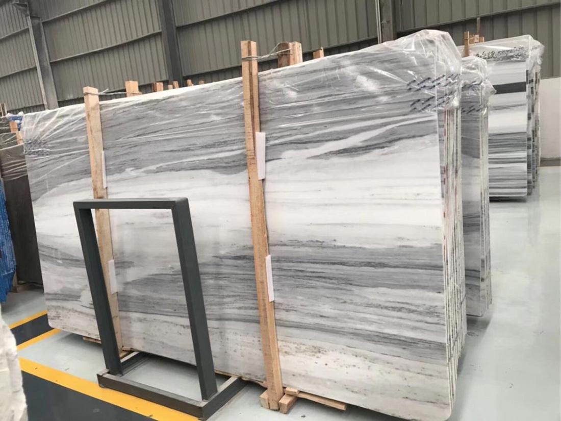 England Grey Marble Slab