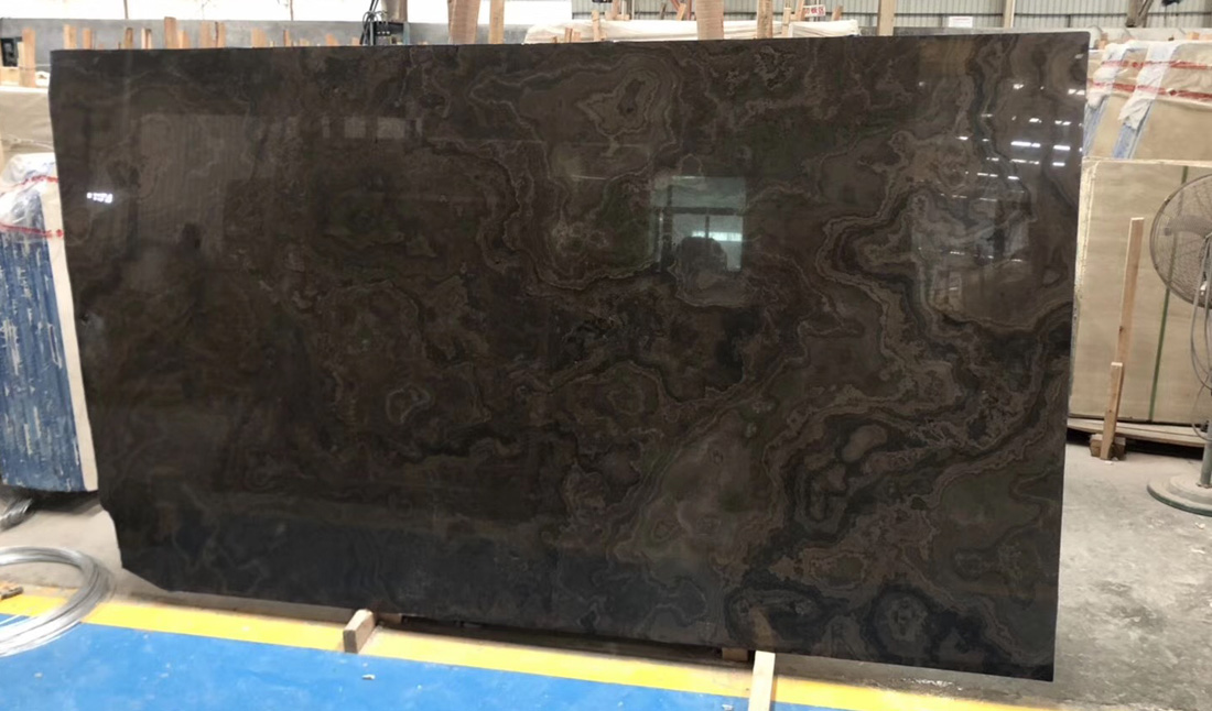 Eramosa Marble Slabs Brown Marble Slabs with High Quality