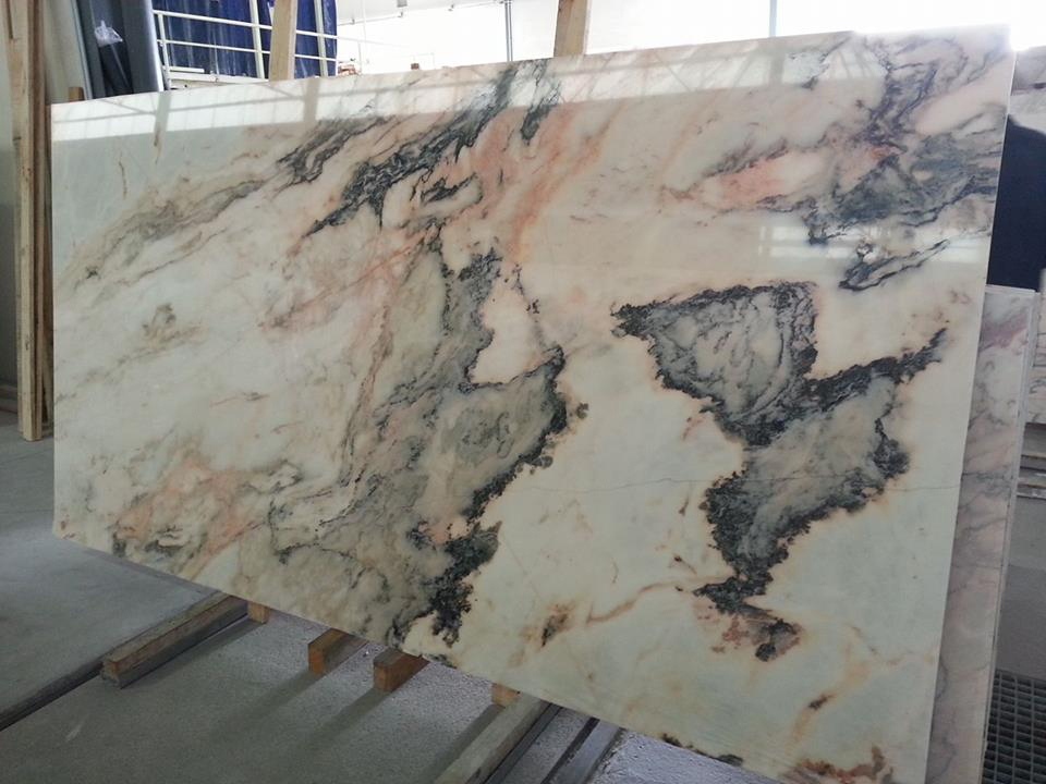 Estremoz Marble Polished Portugal Marble Slabs