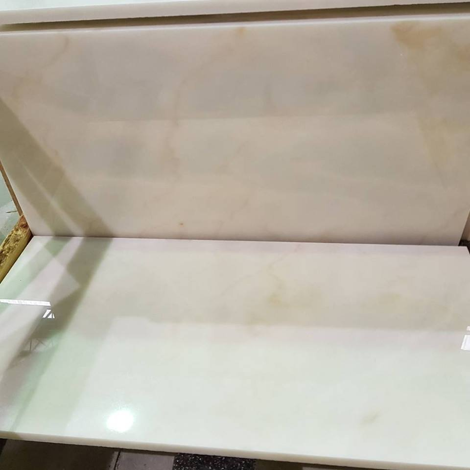 Estremoz Marble Tiles Polished White Marble Tiles