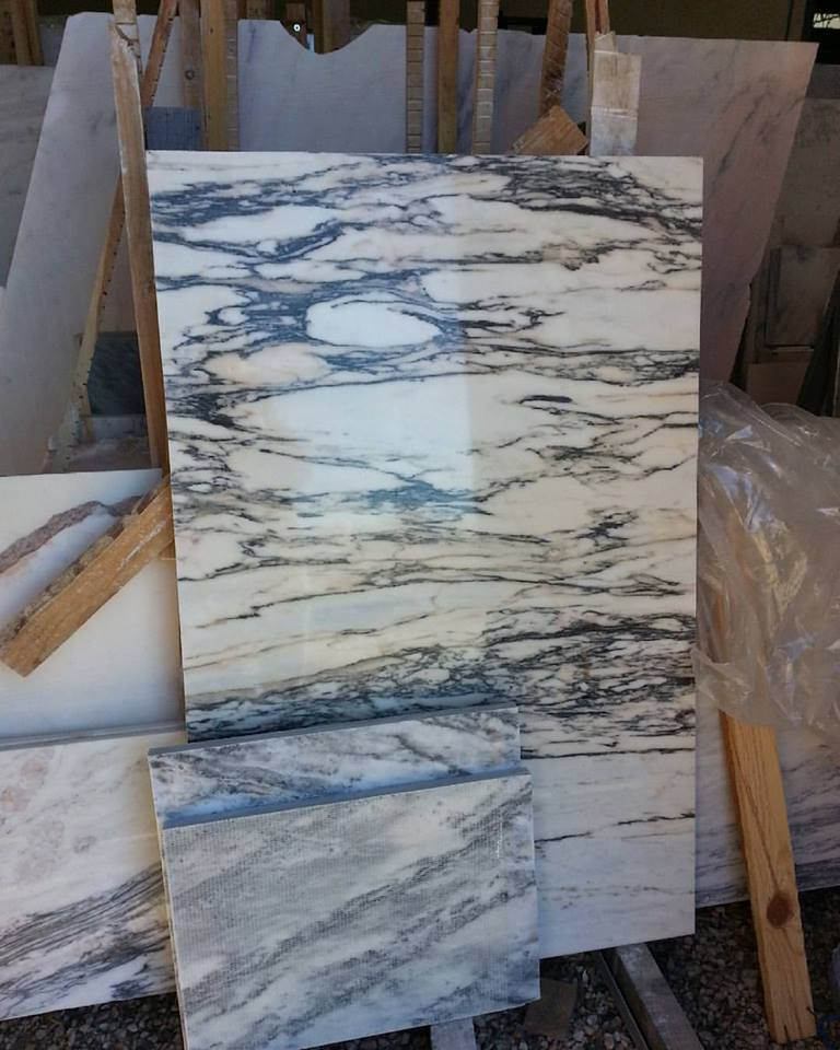 Estremoz White Marble Tiles Polished Tiles for Flooring and Walling