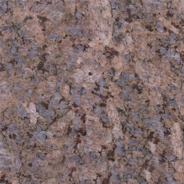 Eurasian Blue Flower Granite